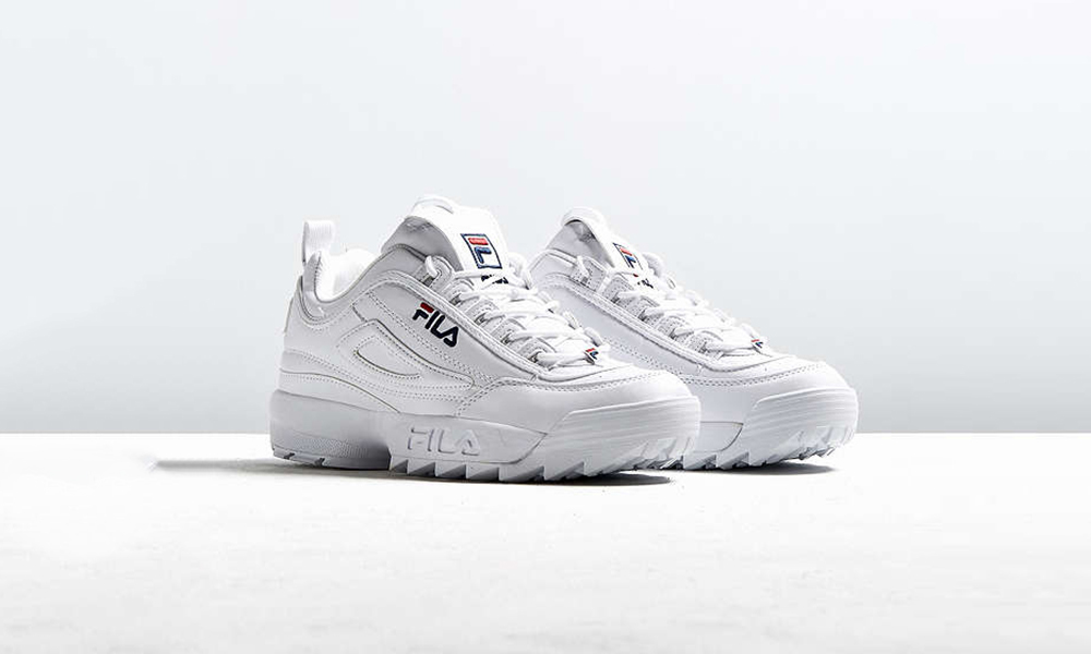 watch e64ca cfec2 Patta Joins FILA to Take on the Disruptor Low