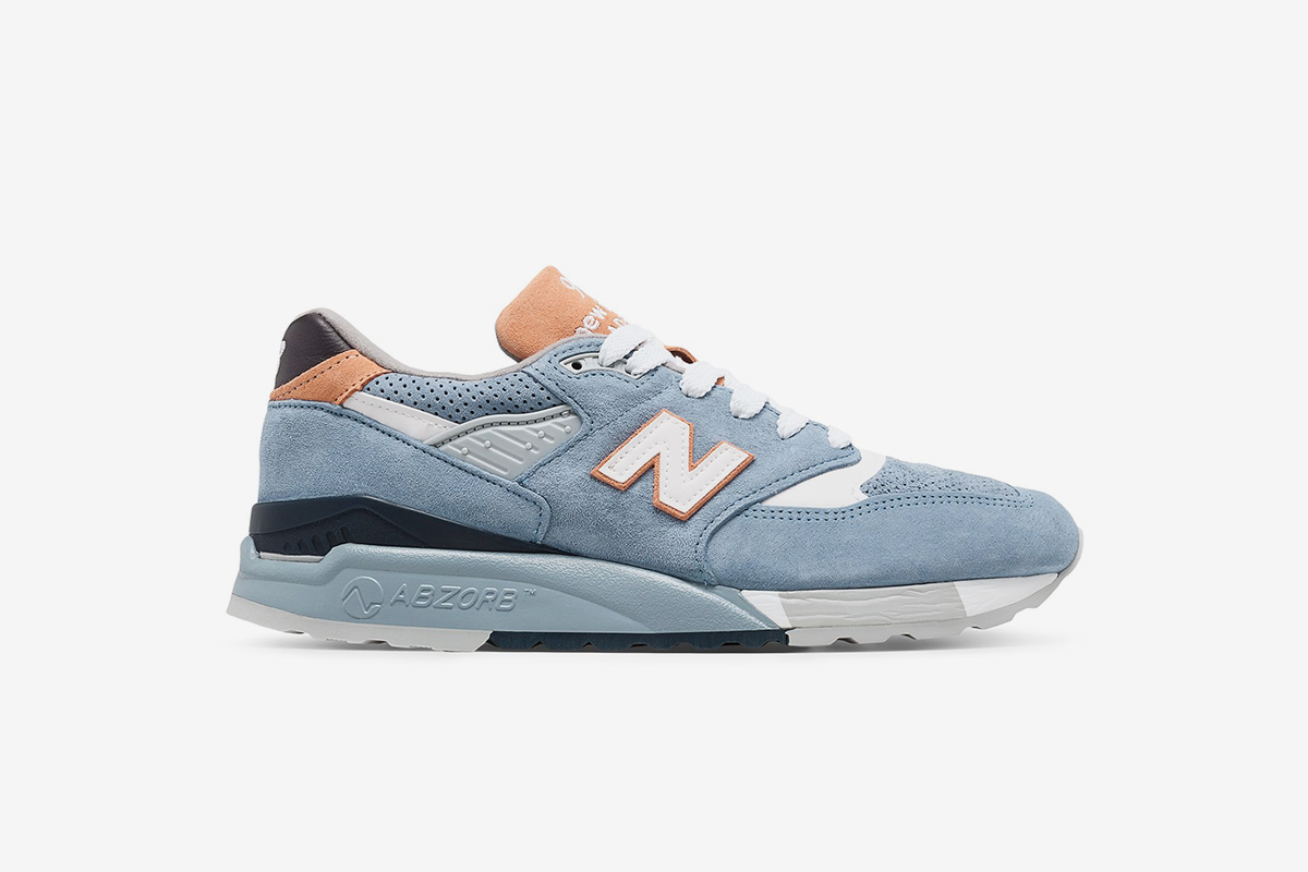 huge selection of b6d33 14f1e New Balance's Best 'Made In USA & UK' Sneakers to Buy Right Now