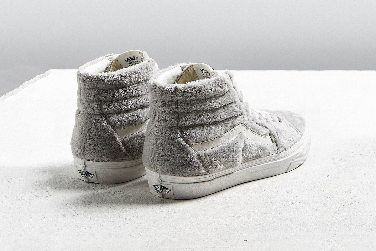 b61b849c85 Vans SK8-Hi Gets a Luxe Makeover in Custom Supreme x Louis Vuitton Denim