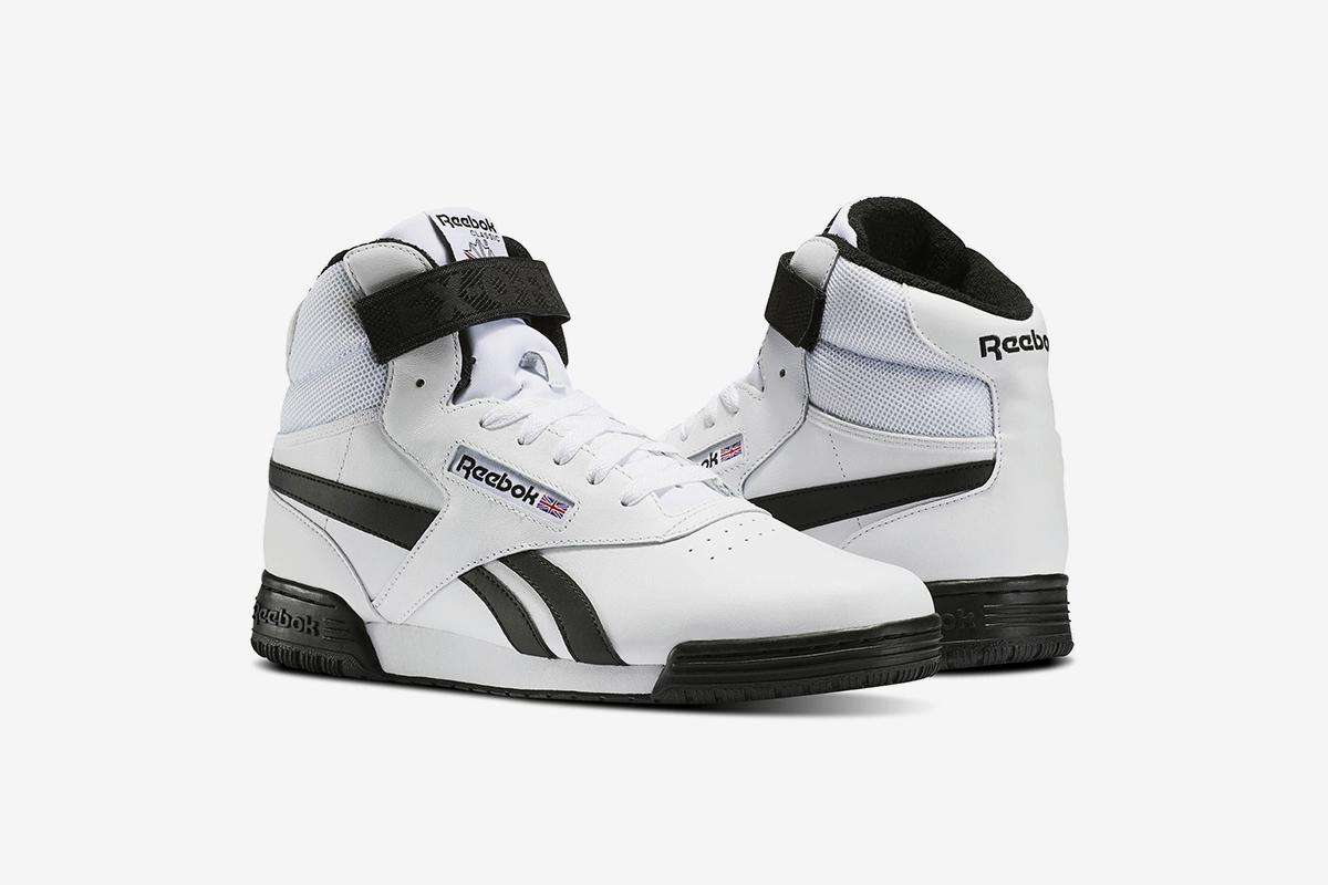 cf8fe0f84c3314 Old School Style   New School Tech from Reebok s Fall Footwear Range
