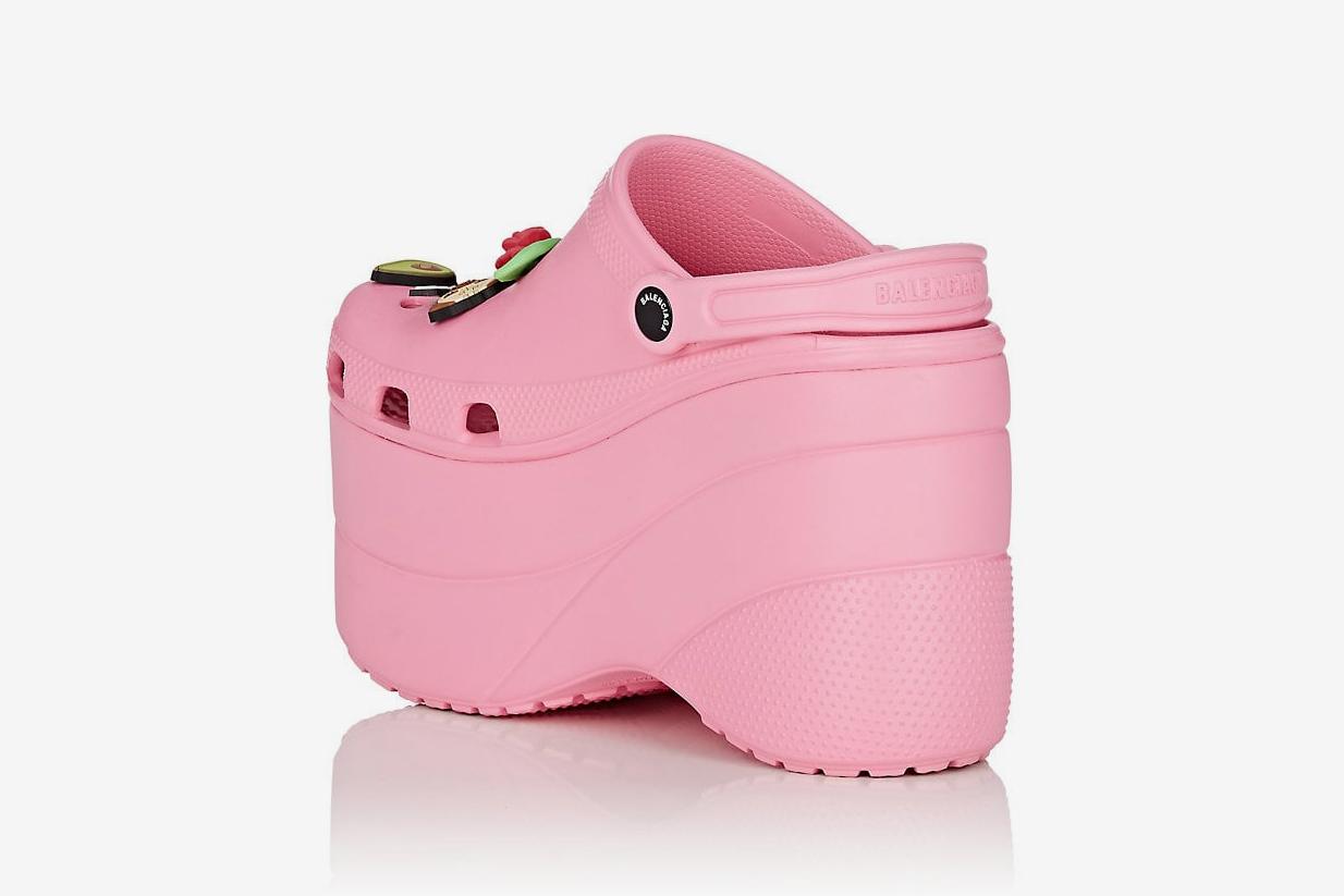 4d248e59a Balenciaga Platform Crocs  Release Date