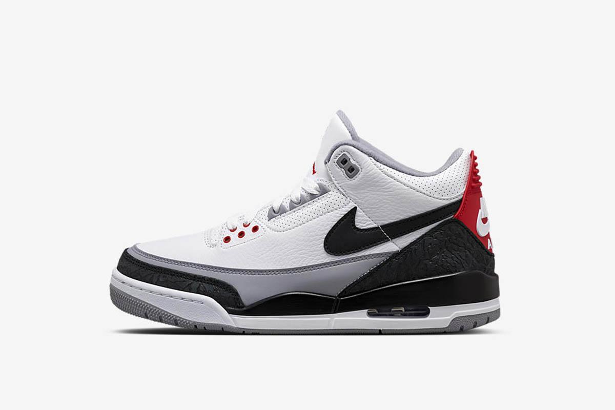 "c02f2bffef88d Nike Air Jordan 3 ""Tinker""  Release Date"