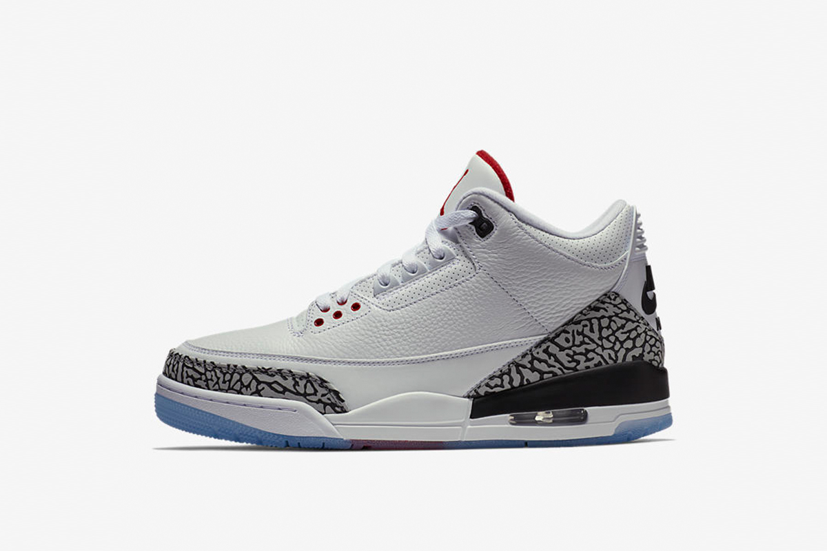 huge discount adb7e c073a Air Jordan 3  Free Throw ...