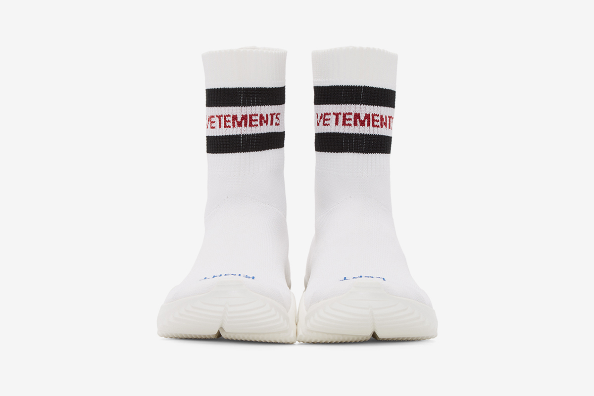 1675b6908b8f VETEMENTS x Reebok Sock Sneakers  Here s Where to Buy Them Online