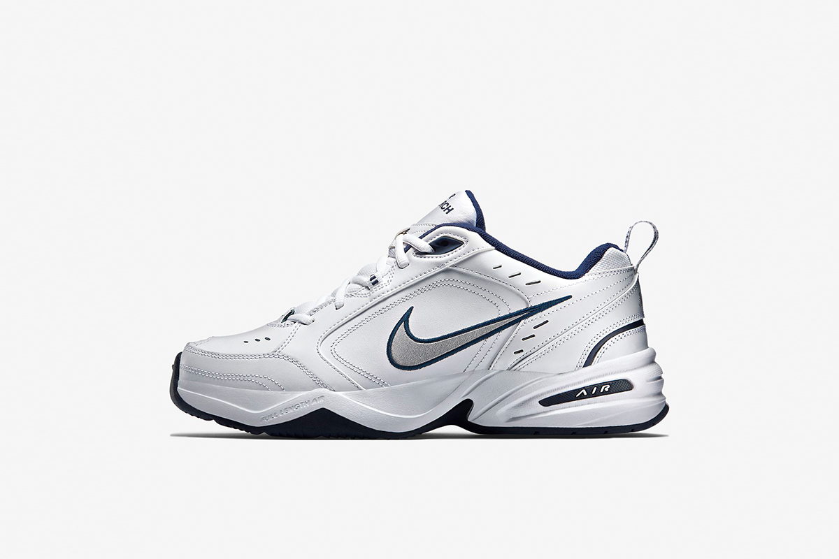brand new 25d25 9411c ... Nike Air Monarch IV Black Sneakers 415445-001 Caliroots  finest  selection 1d1d2 70756 13 of the Best Sneakers Under 100 Where to Buy Them