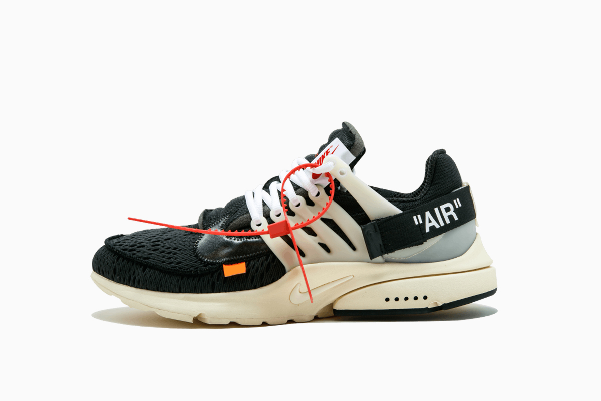 dc38e4760f511a Cop the new OFF-WHITE x Nike Air Presto Sneakers at GOAT