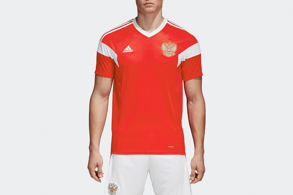 the best attitude d070b 7d3dc FIFA World Cup 2018 Jerseys: Where to Buy & Prices