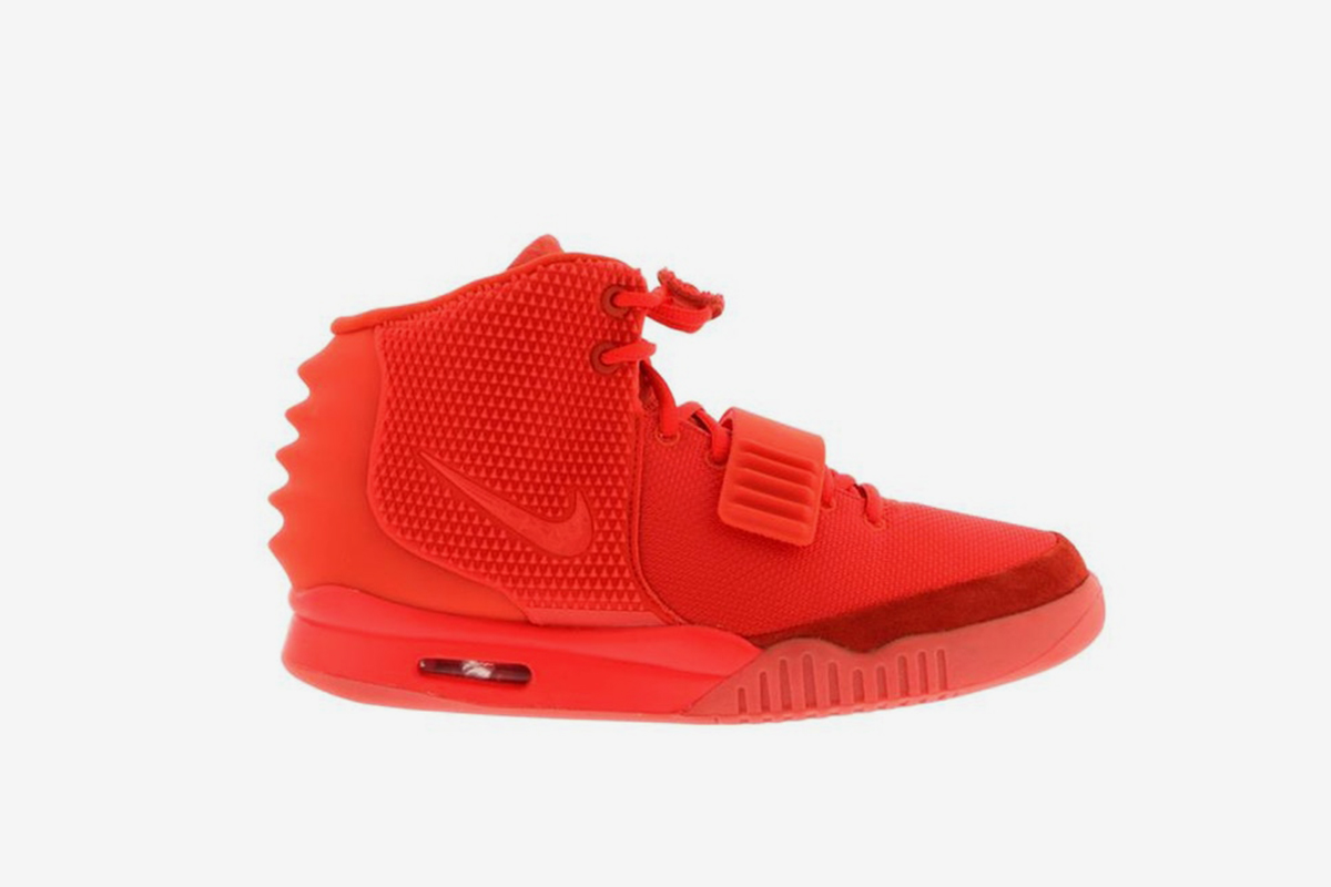 online store d47c3 4cd31 Air Yeezy 2 Red October
