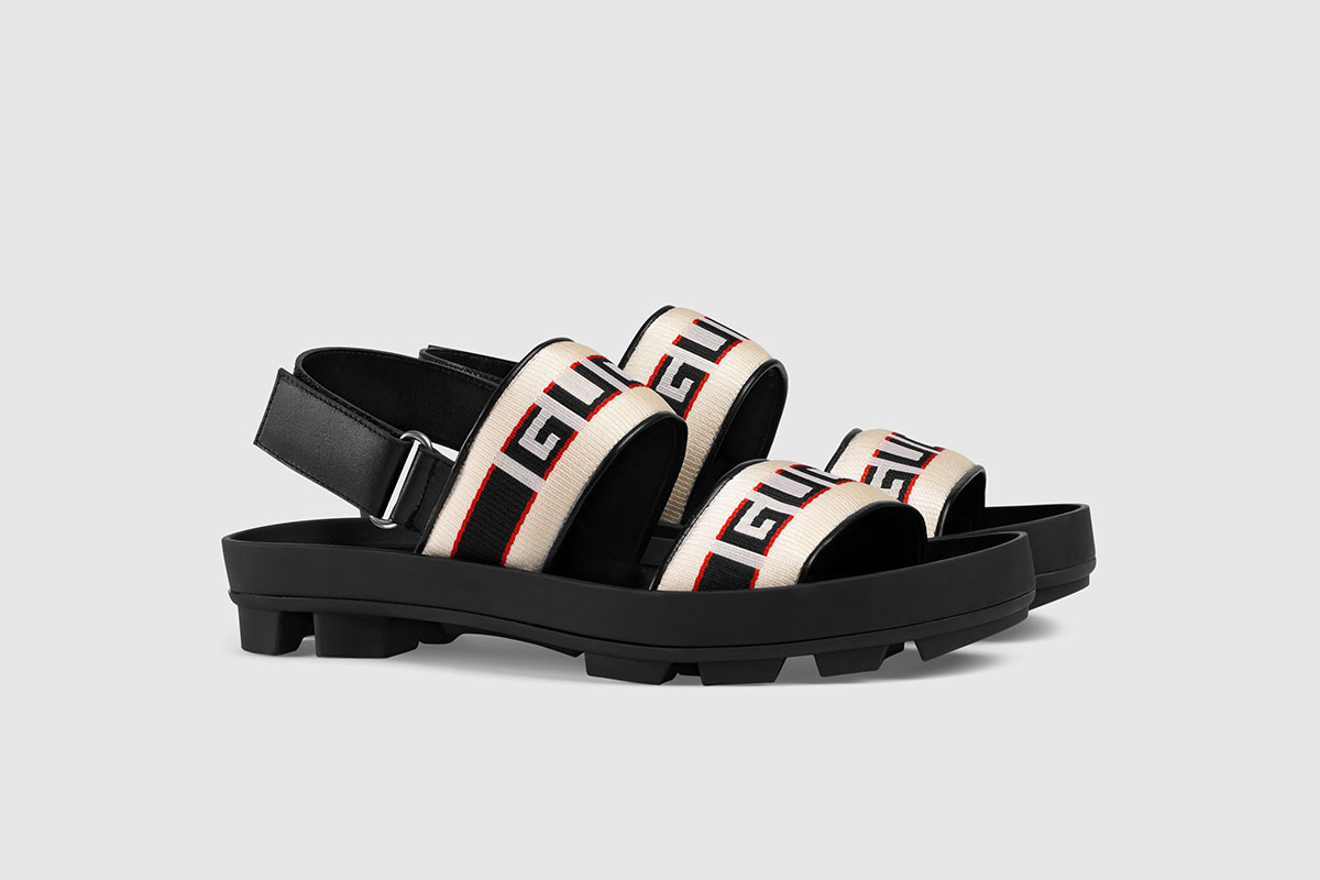 cff56b474 Gucci Sandals for the Ultimate Summer Flex
