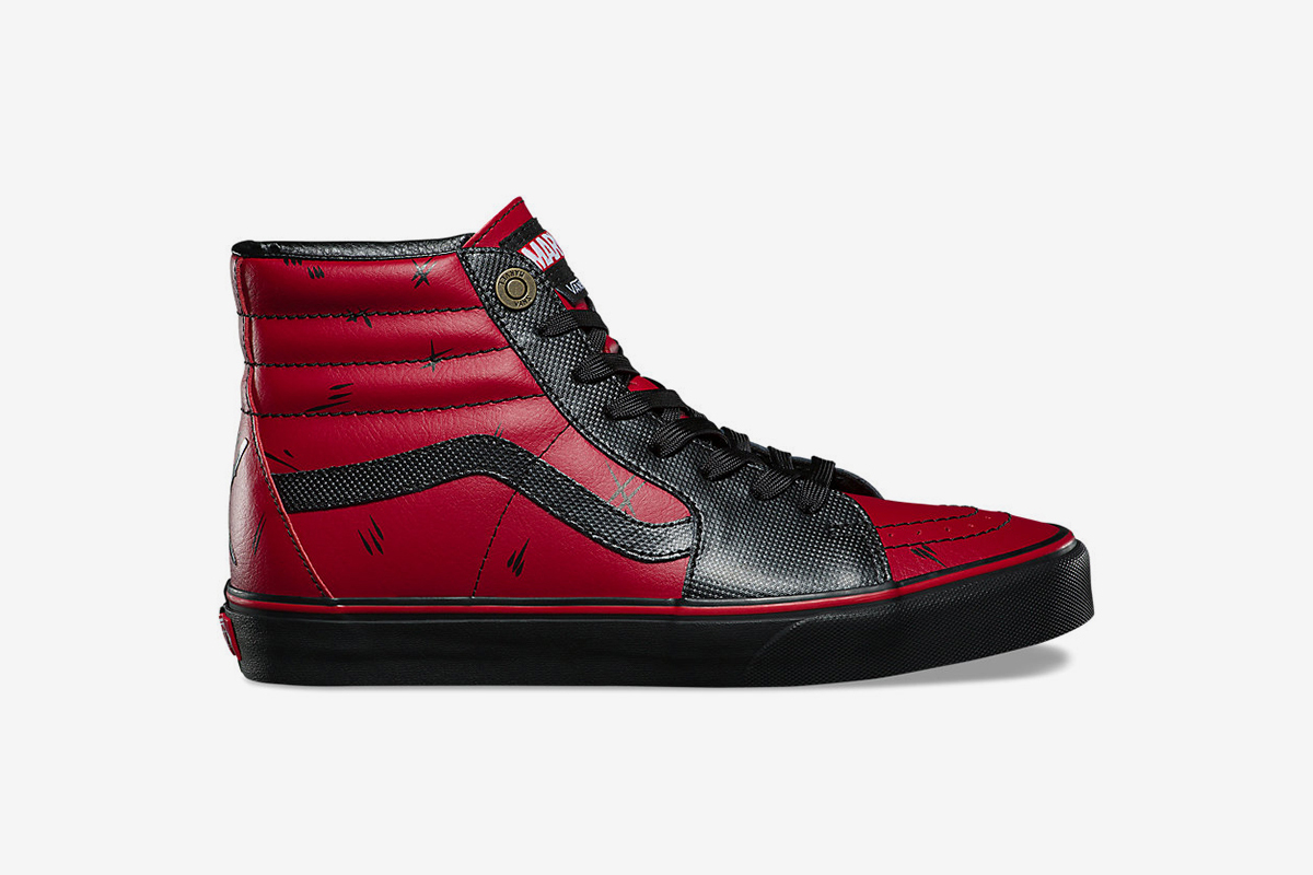2d0fb2e90944ec Vans x Marvel Sneaker Pack  Release Date