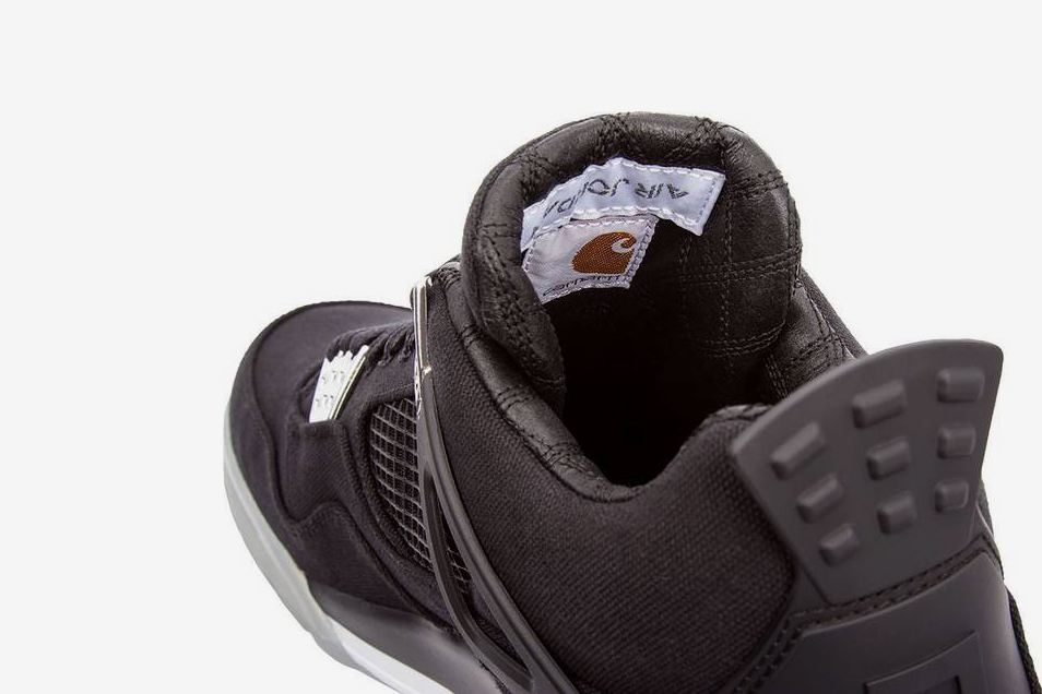 best service 25cd5 7f36b How to Win a Pair of Carhartt x Eminem Air Jordan 4s