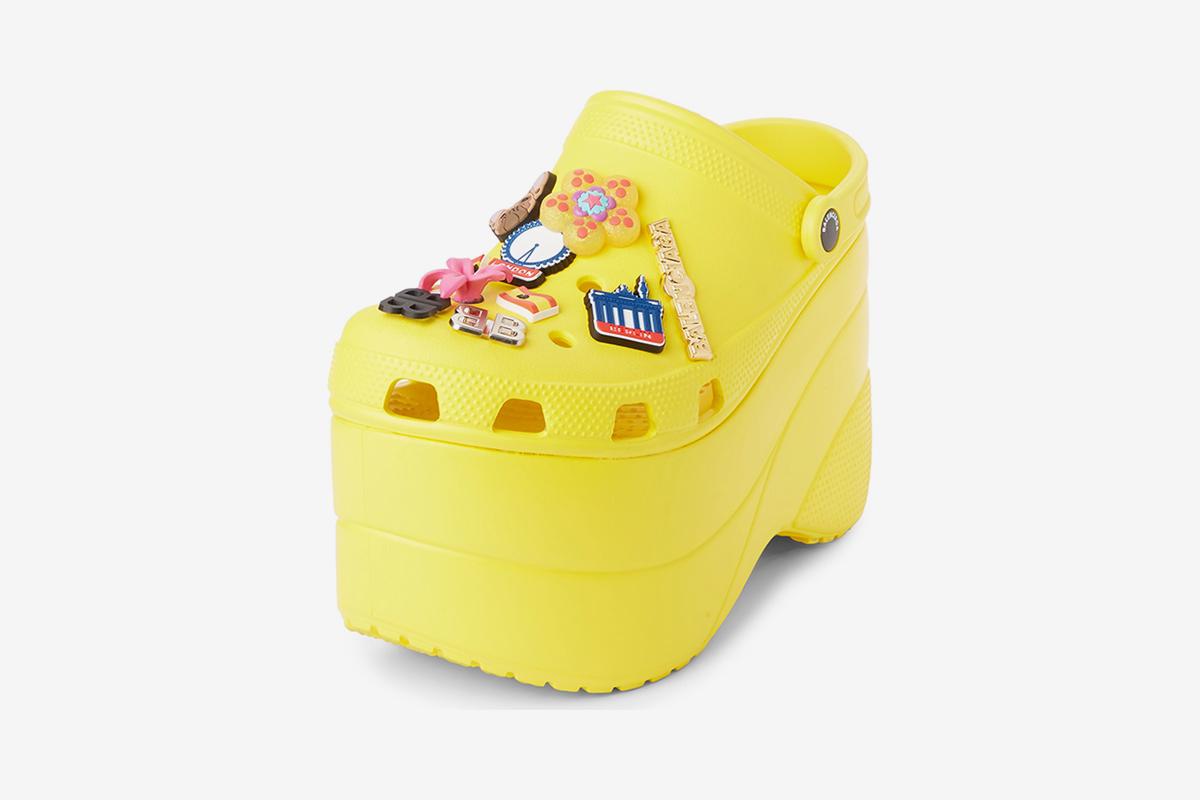 de2d5fbb143a Balenciaga Platform Crocs  Release Date