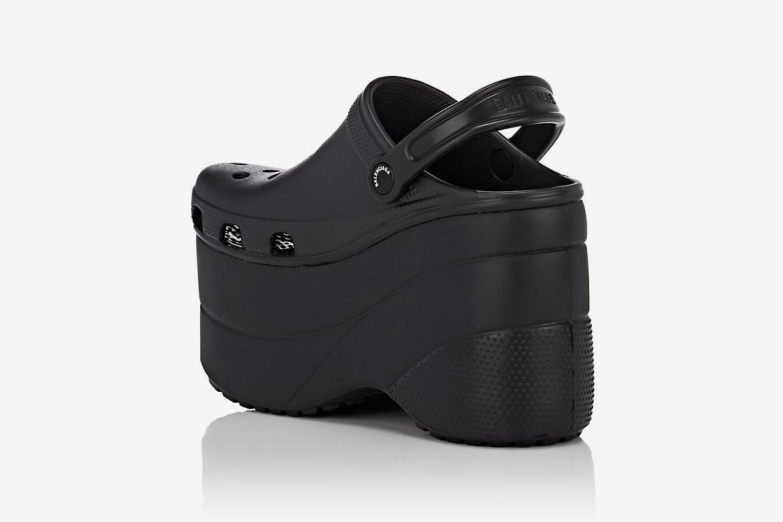 698d01e2a9b Balenciaga Platform Crocs  Release Date