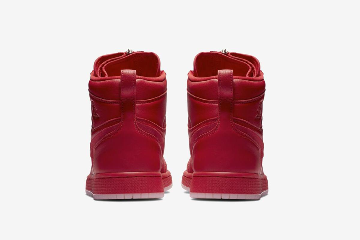f3ce1862114e Vogue x Nike Air Jordan 1 Zip High AWOK  Release Info   Details