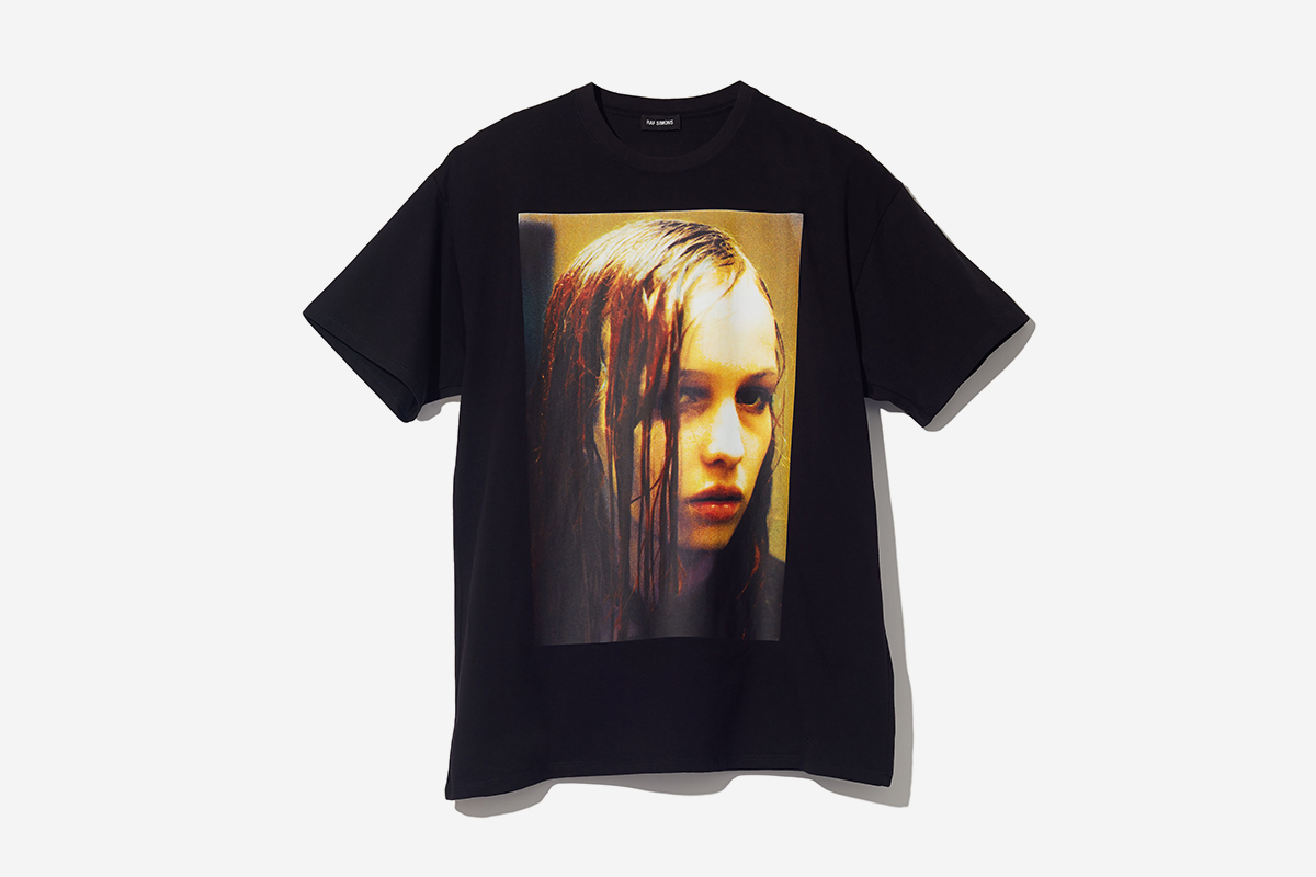206d541f0a Raf Simons x Christiane F. Collection  Where to Buy Online