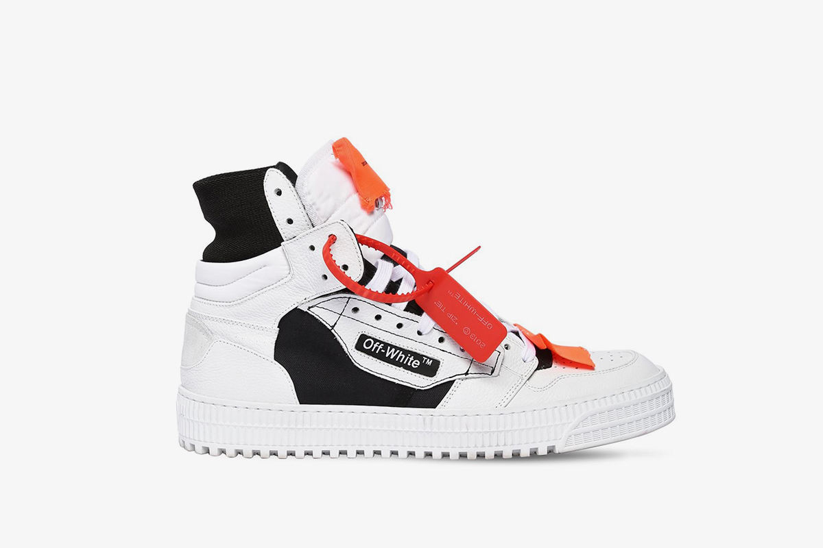 fe27cad6 OFF-WHITE FW18 Sneaker Drop: Where to Buy Online