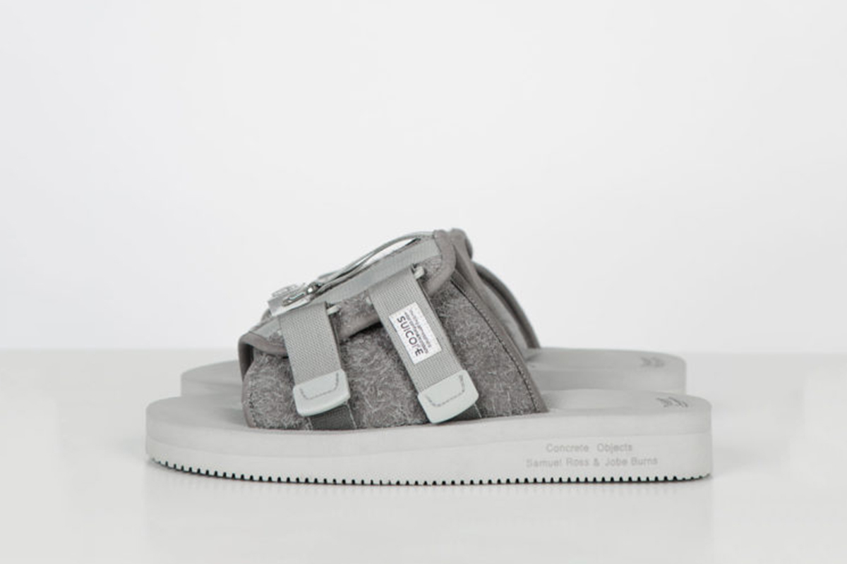 Objects X Objects Suicoke Suicoke Objects X Suicoke Concrete Sandals Concrete X Sandals Concrete lFc3JTK1