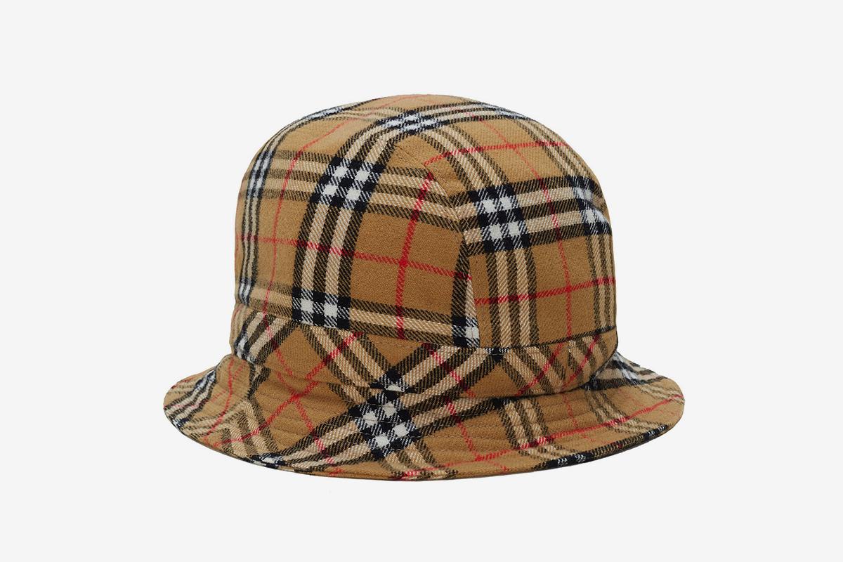 1205a569d7ae3 Gosha Rubchinskiy x Burberry Bucket Hat