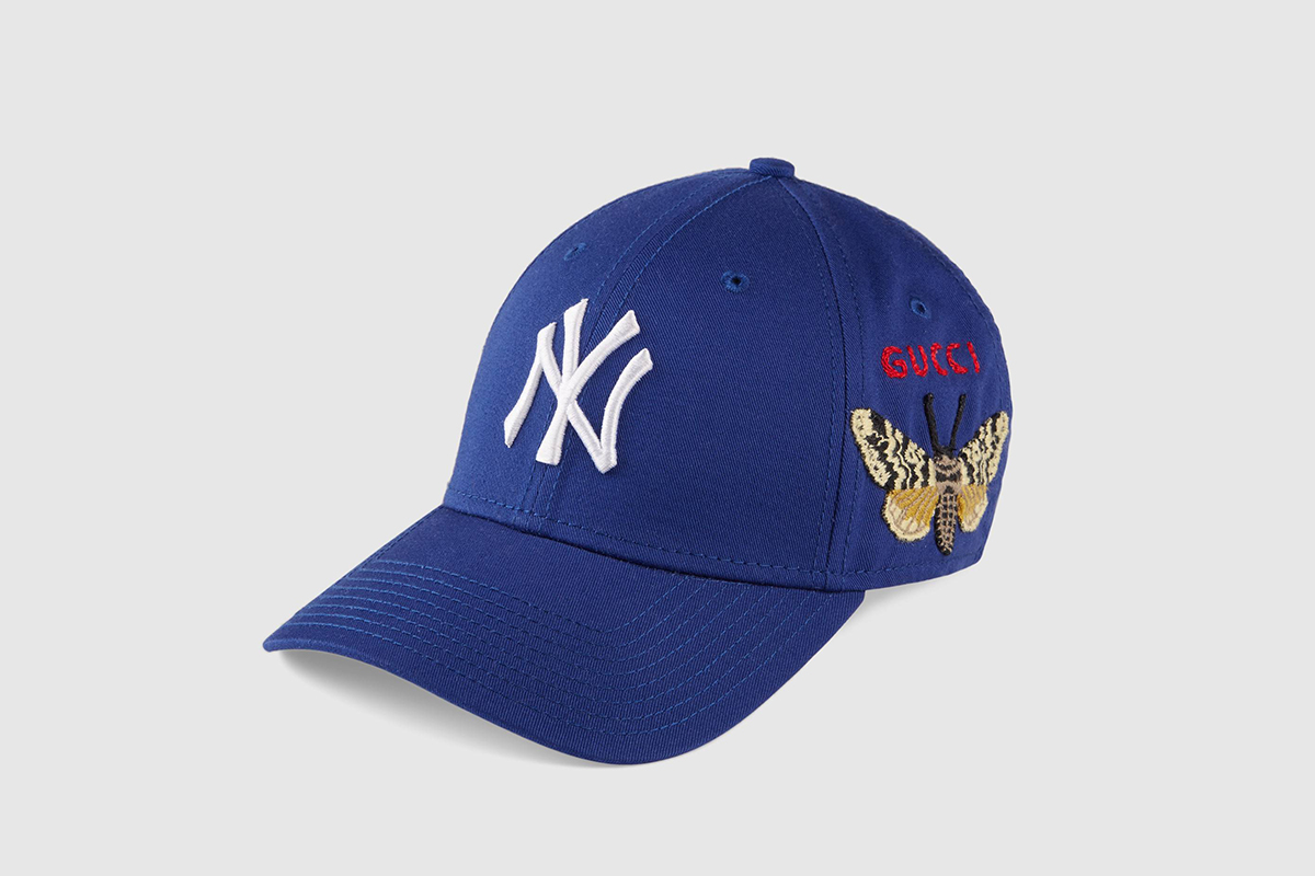 bba26a9cfb2 NY Yankee s  How the insignia Became a Fashion Statement