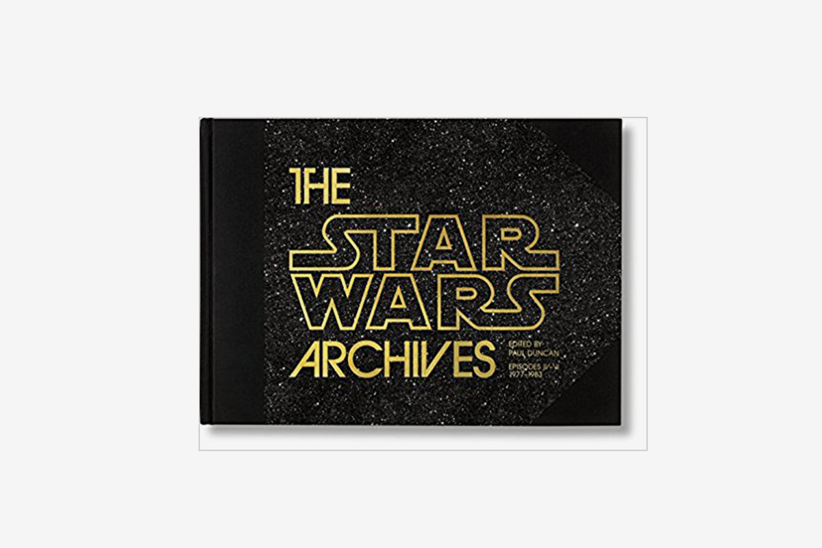 7d16b06a081a4 Star Wars  Official Archive Book Is Now Available for Pre-Order