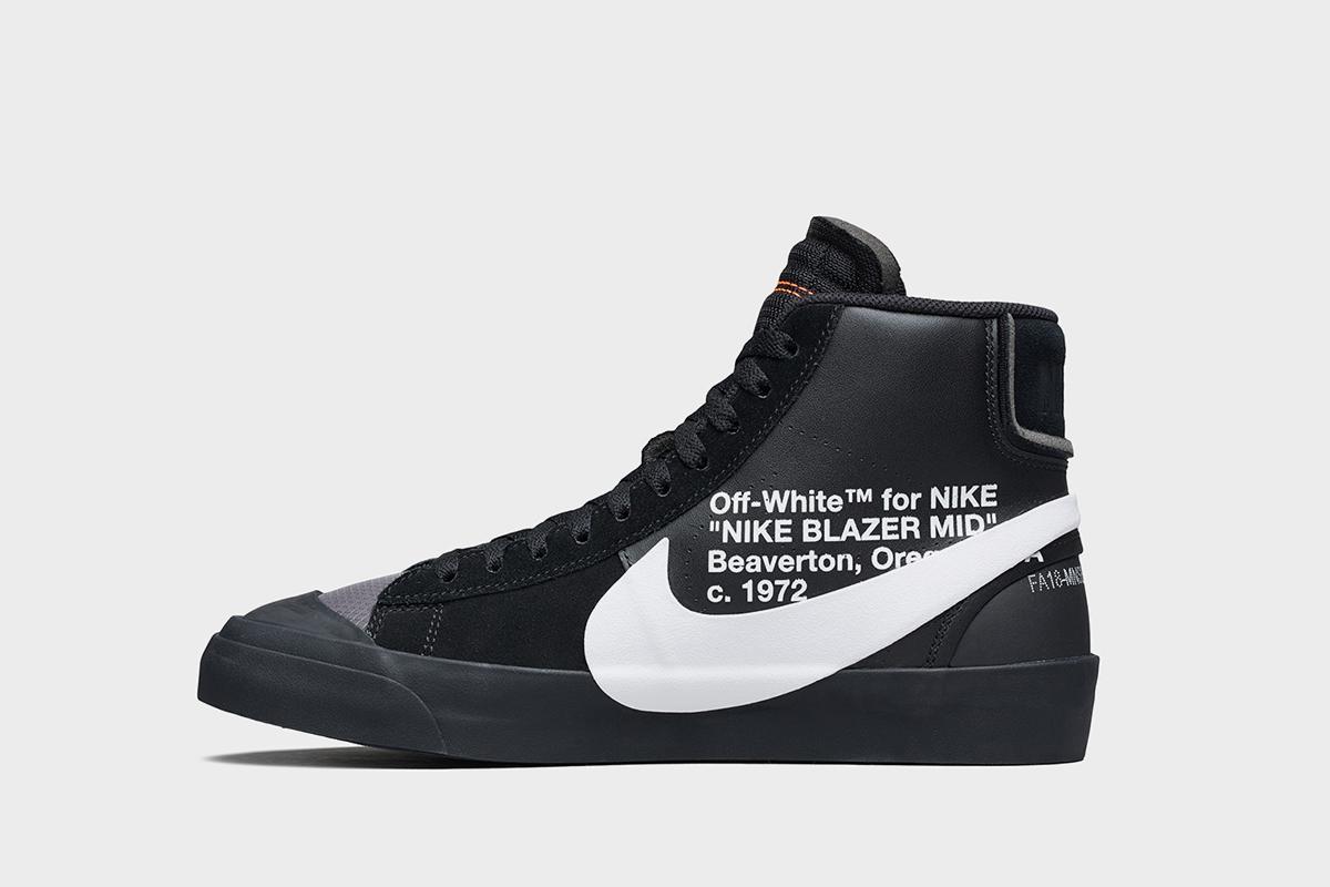 9288daaf OFF-WHITE x Nike Blazer