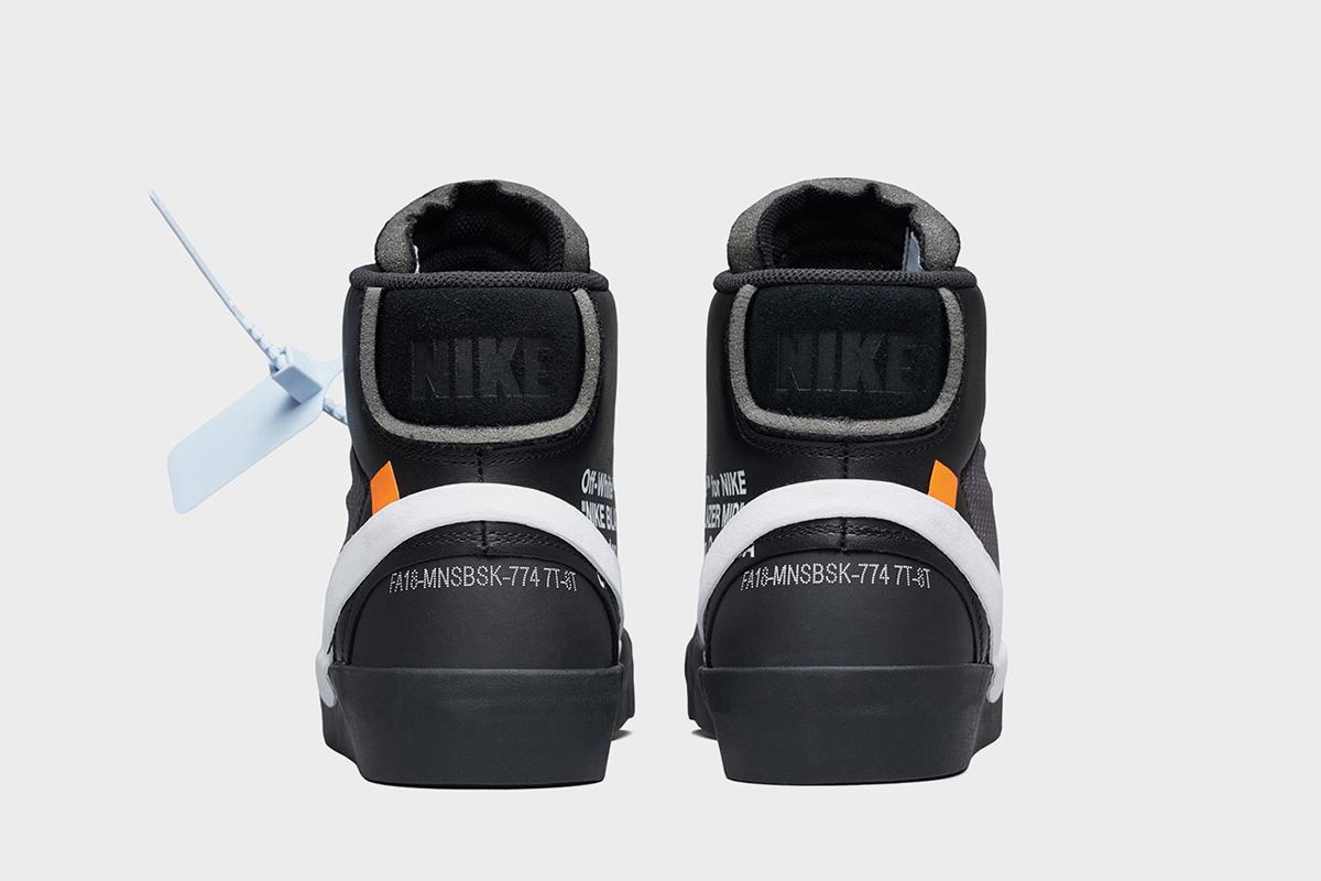 172bfc6cef OFF-WHITE x Nike Blazer