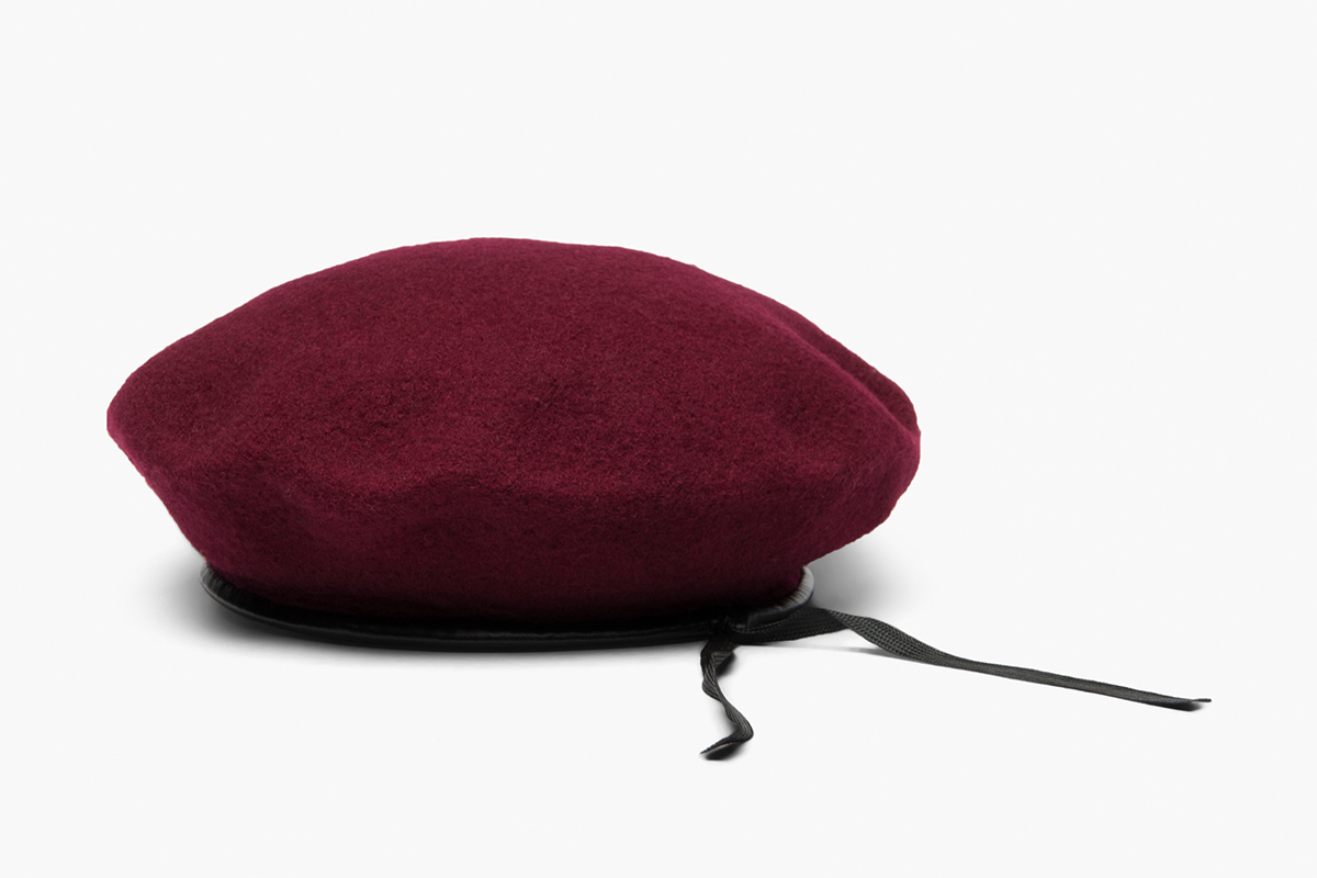 c7f6608537d42 Stüssy s FW18 Berets Are Here to Switch Up Your Hat Game