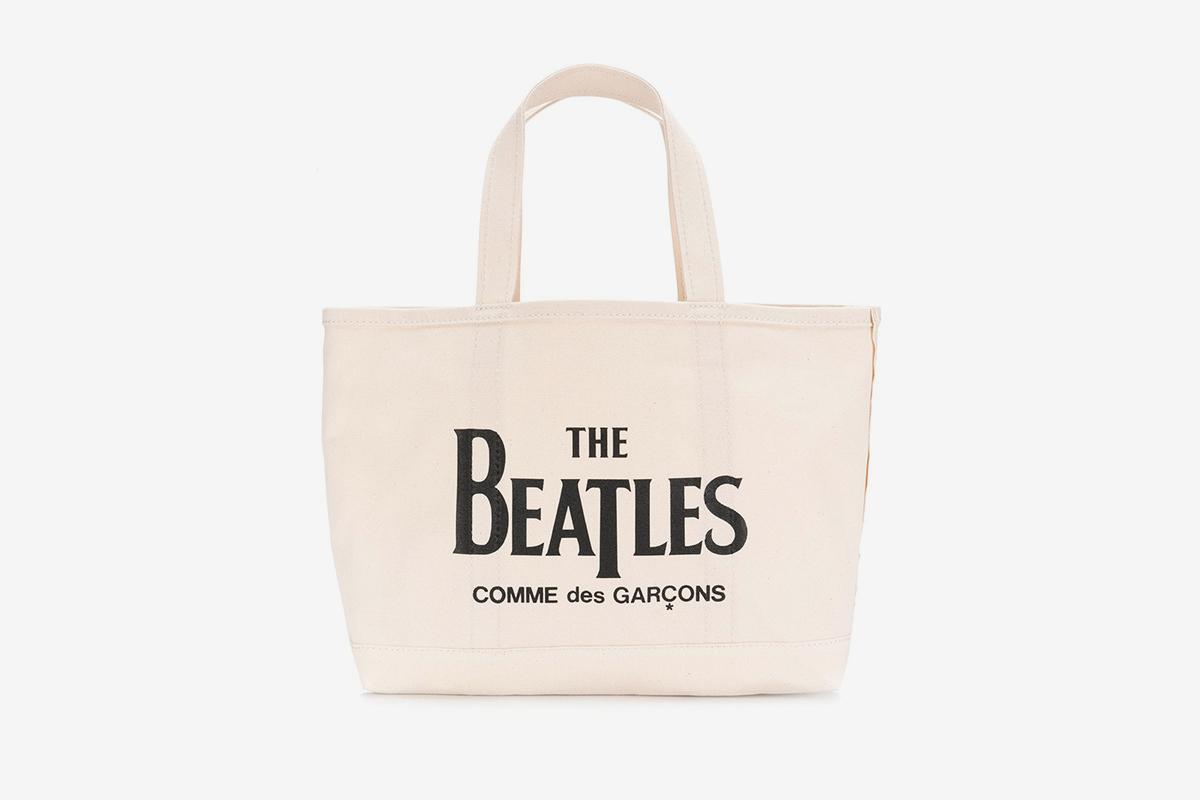 916a62ed889a COMME des GARÇONS x The Beatles Capsule