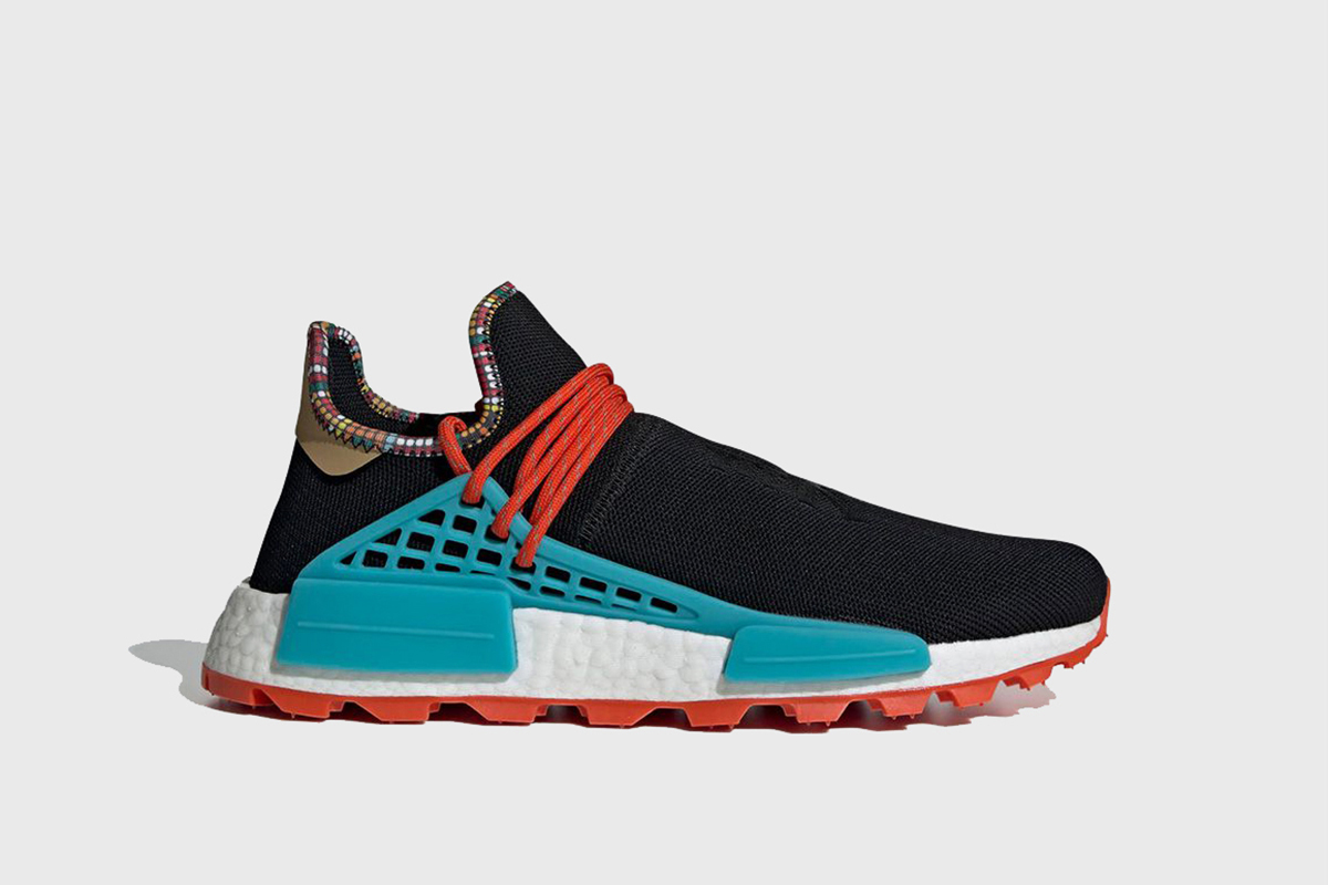 18bfe66c Shop the Pharrell x adidas NMD Hu
