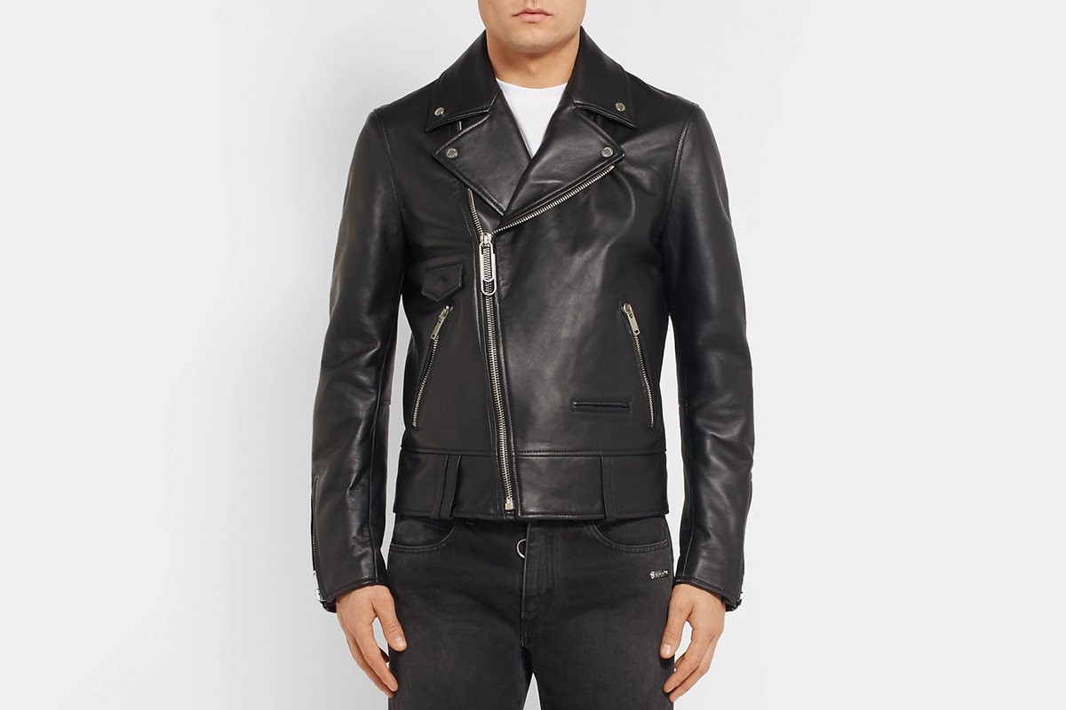 5d726b0cd92 Men's Leather Jackets: What to Check Before You Buy | Highsnobiety