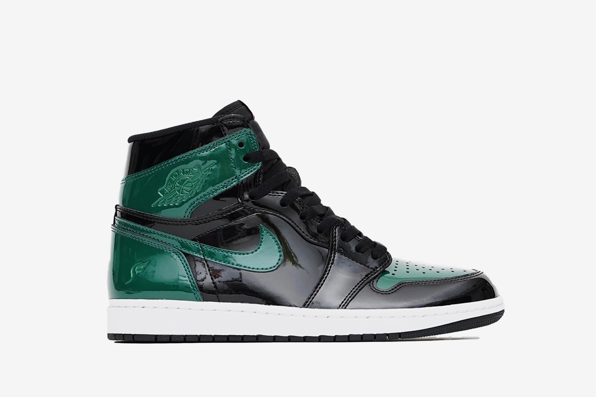 5ff059d0156ae5 Jordan 1 Retro High SoleFly Art Basel