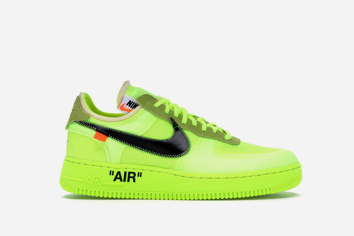 finest selection 04819 dd5d3 OFF-WHITE x Nike Air Force 1 2018  Cop Now at StockX