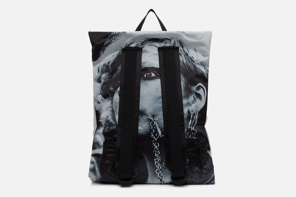 9ffa1bb3c4e Poster Tote. Raf Simons x Eastpak. $83. Buy at ssense · Poster Backpack ·  Poster Backpack