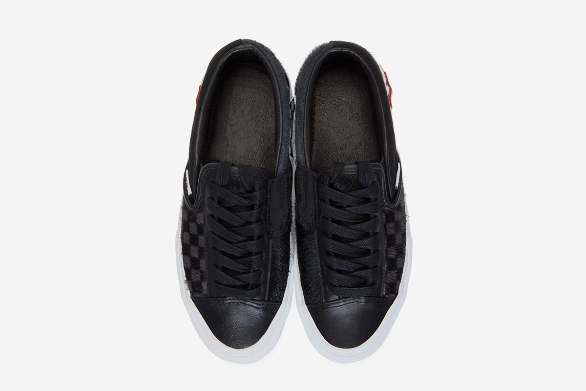 88b3de850c03d2 Vans Vault Drops New Pony Hair Sneakers Pack