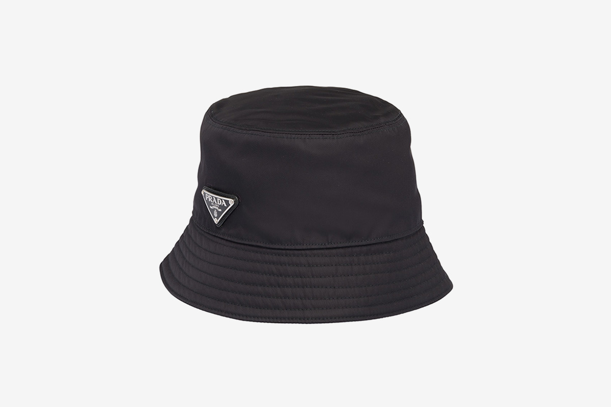1639960d55bc Switch Up Your Hat Game With Prada's SS19 Headwear