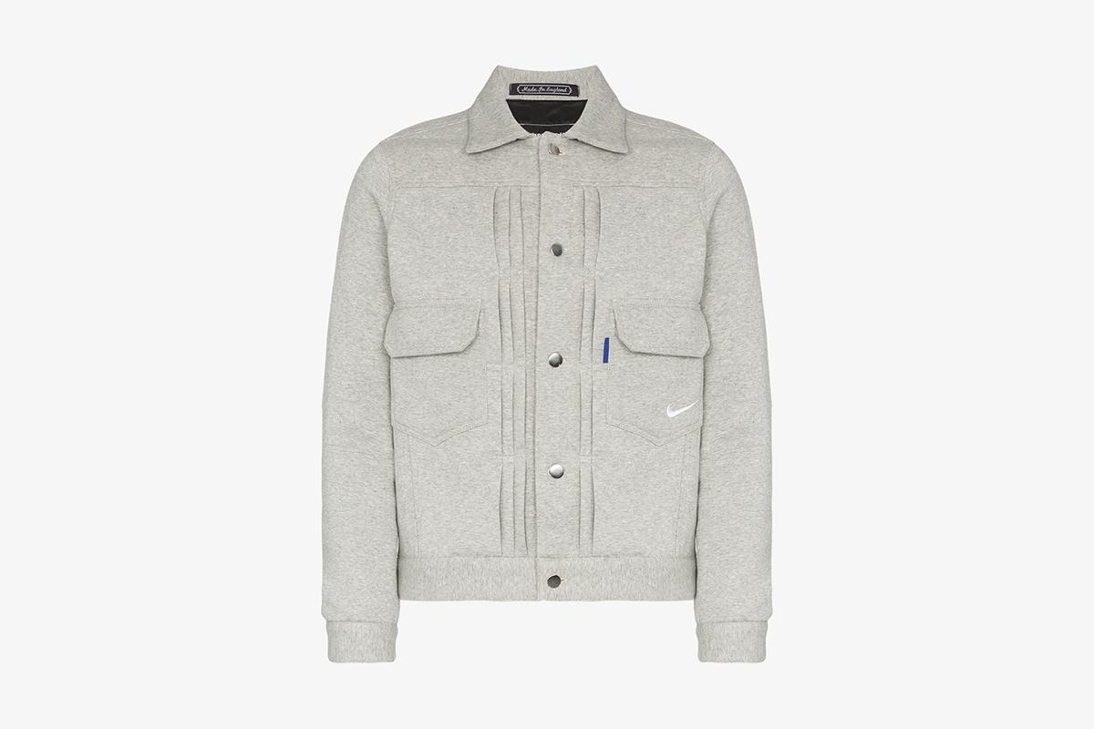 Nike Reconstructed Western jacket