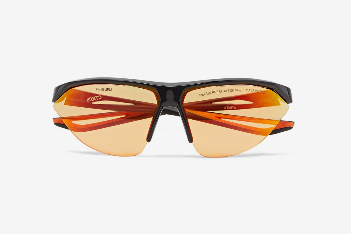 06678028c3be Heron Preston x Nike Tailwind Polycarbonate Sunglasses with Interchangeable  Lenses | What Drops Now