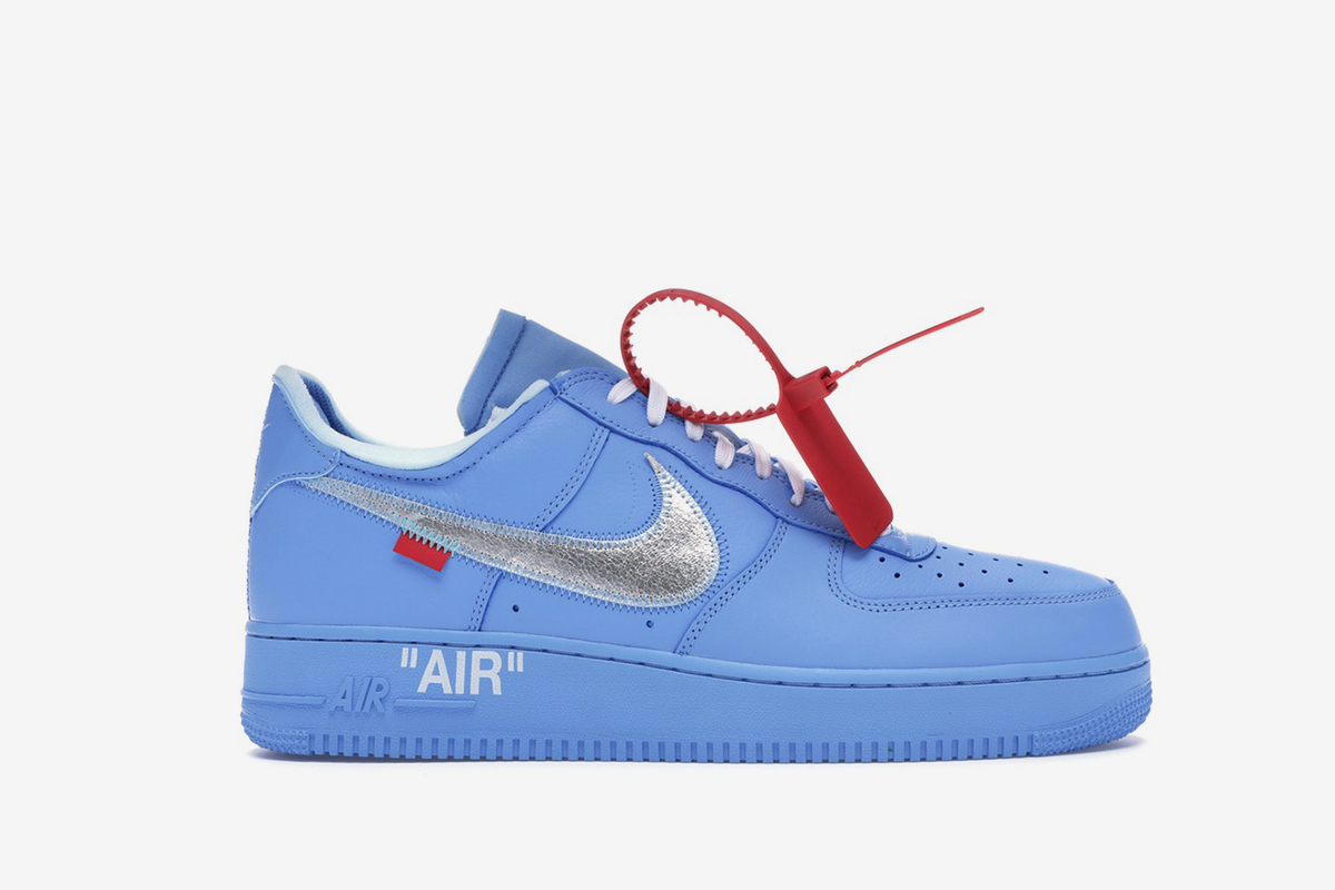 "e66692b2 The Off-White x Nike Air Force 1 ""MCA"" is Available Online"