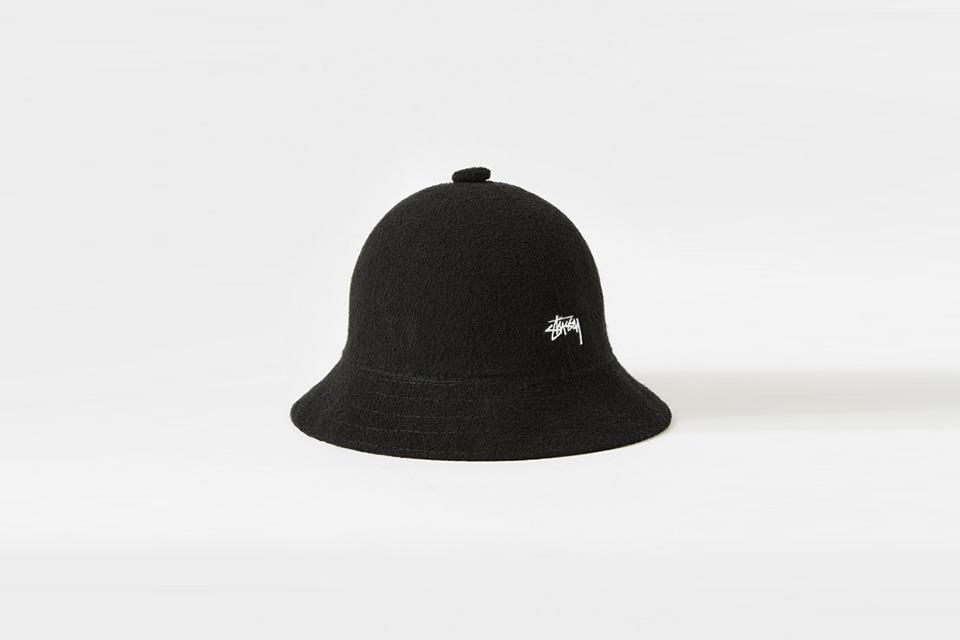 83fe06336 Stussy x Kangol Bermuda-Themed Bucket Hat | Highsnobiety