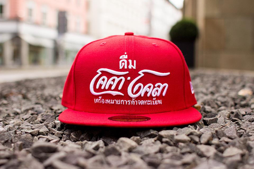 New Era New Era x Coca Cola International 59Fifty Cap  9f6bced3b63