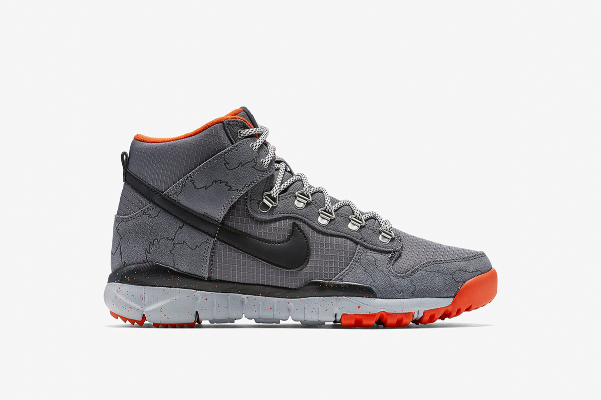 best authentic 67f34 3a756 Poler x Nike SB Dunk High | Highsnobiety