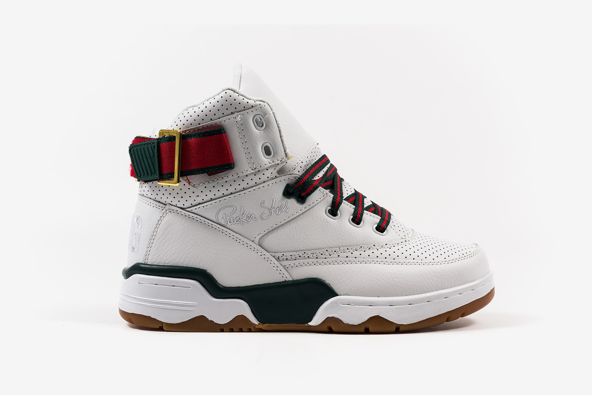 Packer Shoes x Ewing Athletics 33 Hi  Miracle on 33rd Street   b2012008d