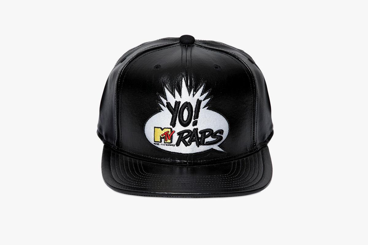 Starter Starter x MTV Raps Leather Cap  2ec1fc98c580