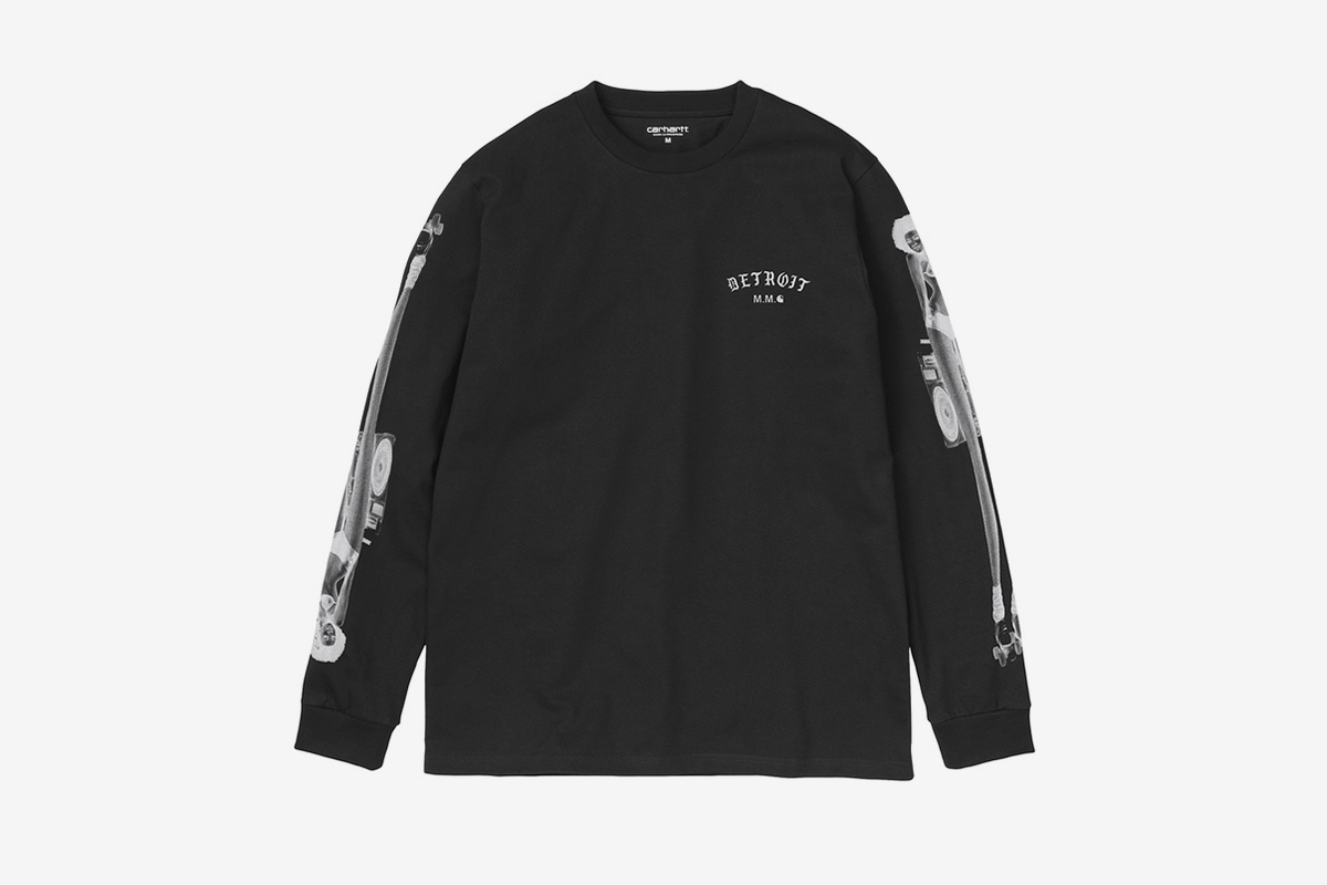 Carhartt Wip And Mahogani Music Come Together For Capsule