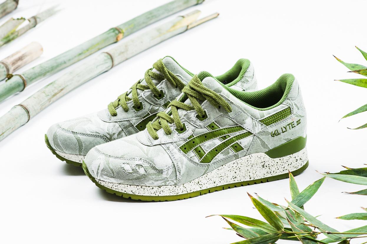 Textile Iii Bamboo' 'japanese Lyte Gel Asics ybfg76