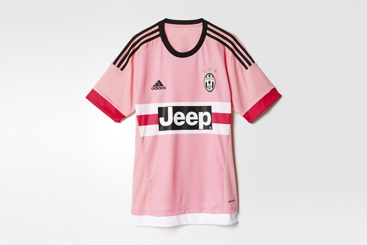 premium selection c2c10 891a0 Why Drake Is Wearing a Pink European Football Jersey