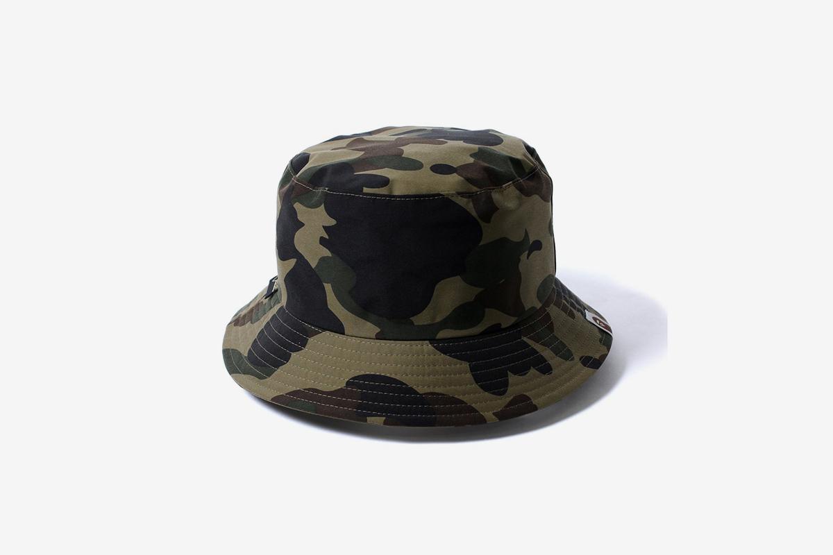 528e12941 BAPE GORE-TEX 1st CAMO Bucket Hat | What Drops Now