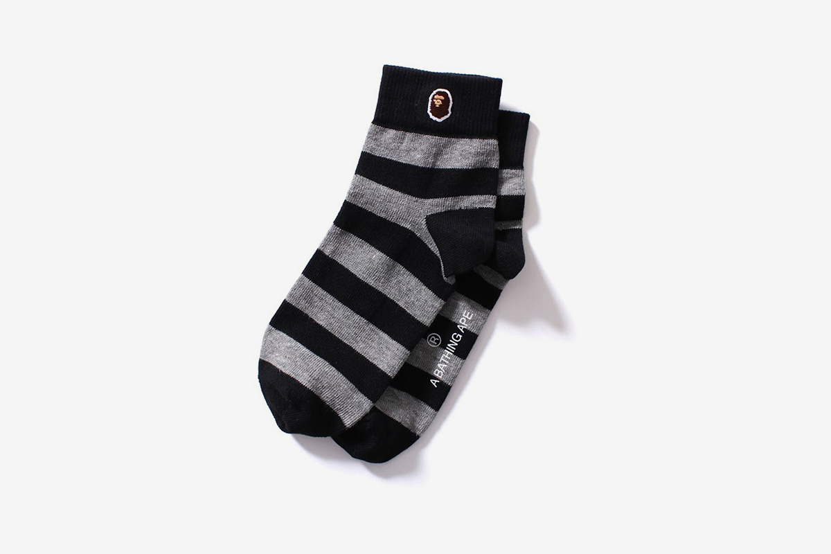 the best attitude 10848 96ede BAPE Ankle Hoop Socks   What Drops Now