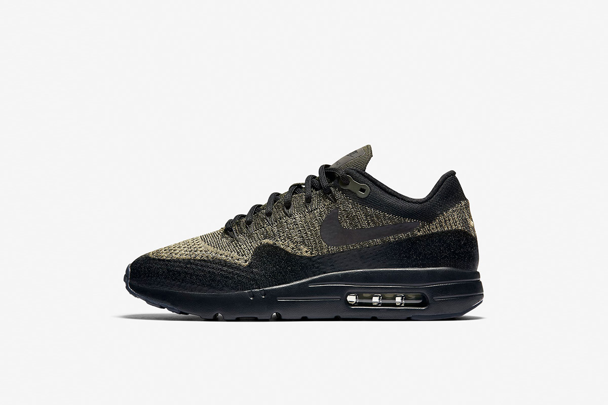 a3bfdfb052 Nike's Air Max 1 Ultra 2.0 Flyknit Gets An