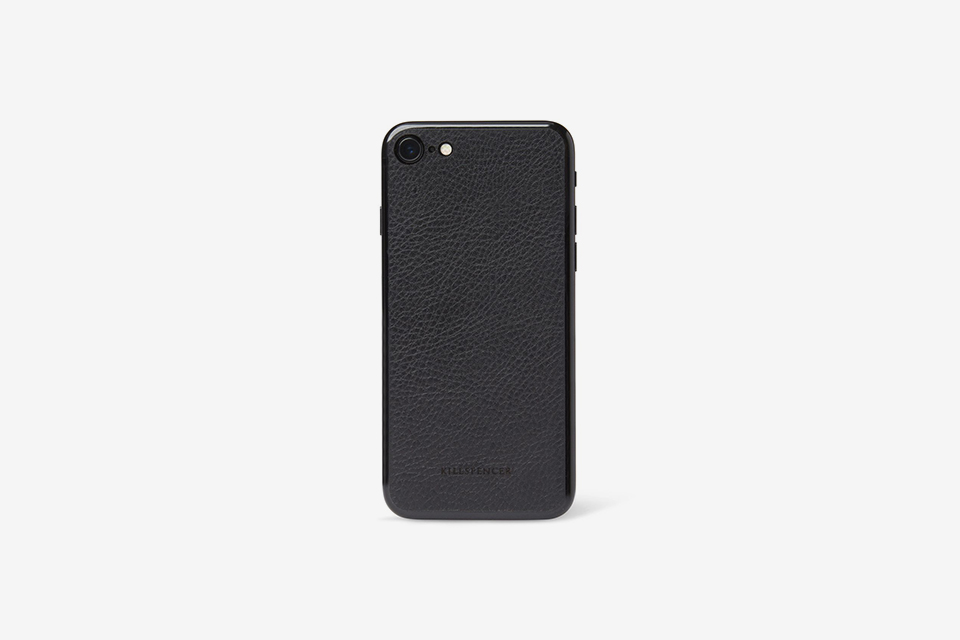 KILLSPENCER's Leather Snap Case Is a Minimalist's Dream